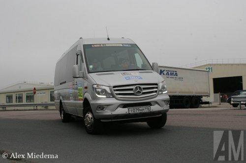 Mercedes-Benz Sprinter, foto van Alex Miedema