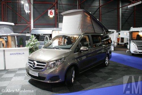 Mercedes-Benz V-klasse, foto van Alex Miedema
