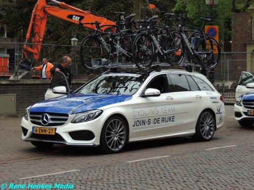 Mercedes-Benz C-klasse, foto van René