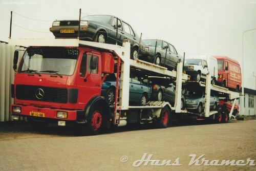 Mercedes-Benz NG, foto van Hans Kramer
