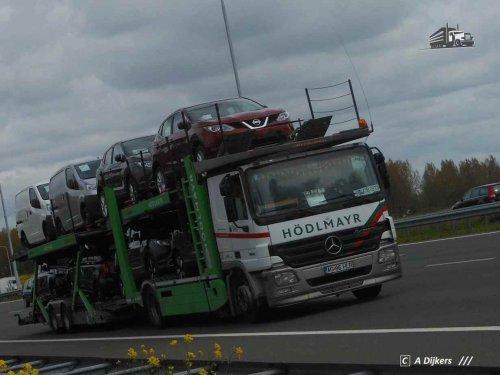 Mercedes-Benz Actros MP2, foto van arjan-dijkers