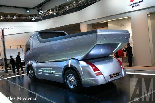 Mitsubishi Fuso Canter, foto van Alex Miedema
