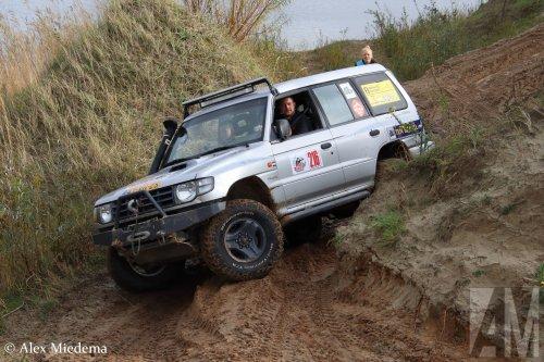 Mitsubishi Pajero, foto van Alex Miedema