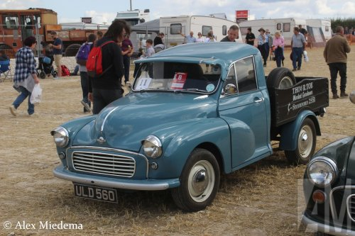 Morris Minor, foto van Alex Miedema