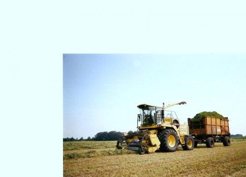 New Holland FX 38, foto van gdr