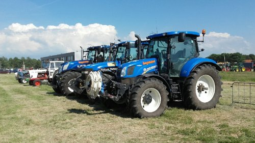 New Holland Meerdere, foto van inter fan