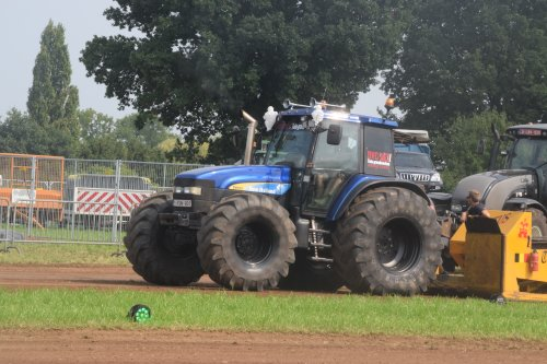New Holland TM 165, foto van jd7920