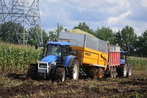 New Holland TM 175, foto van jd7920