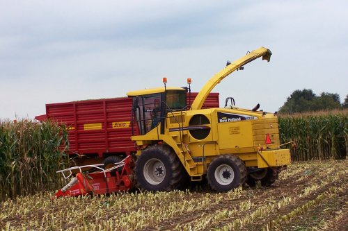 New Holland FX 50, foto van Martin Holland