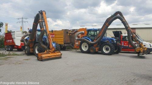 New Holland T 7040, foto van hendrik-stiksma
