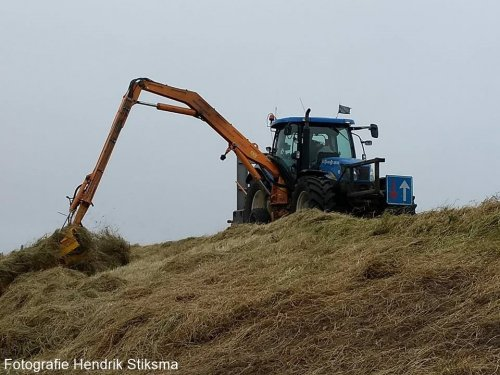 New Holland , foto van hendrik-stiksma