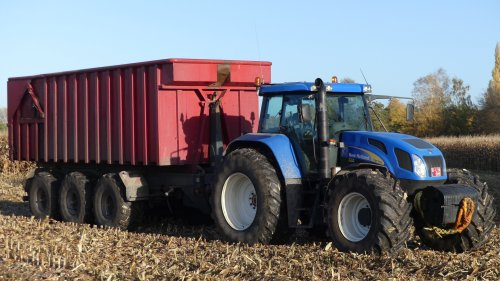 New Holland TVT 170, foto van XC 70