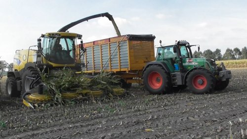 New Holland FR 500, foto van joop2