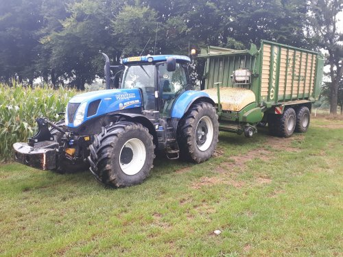 New Holland T 7.250, foto van TerraJohnDeerefan