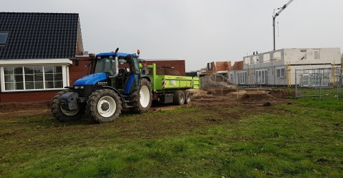 New Holland TS 115, foto van mike.hv