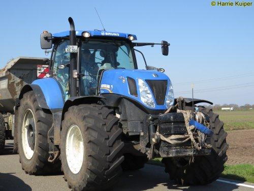 New Holland T 7.270, foto van oldtimergek