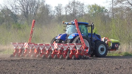 New Holland T 7.230, foto van joop2