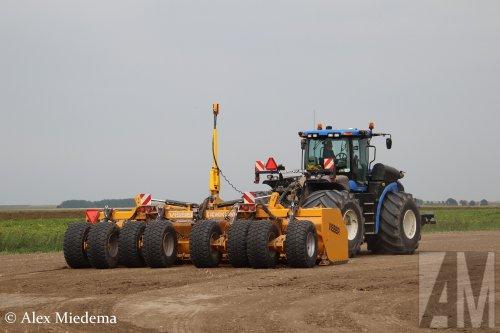 New Holland T 9.560, foto van Alex Miedema