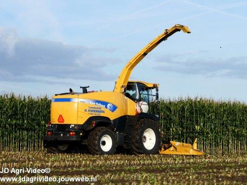 New Holland FR 9050, foto van JohanNunspeetElspeet