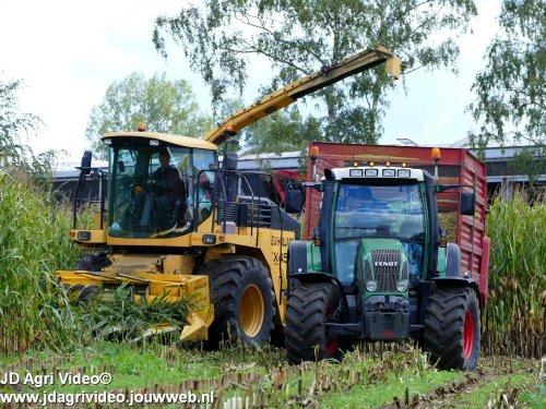 New Holland FX 450, foto van JohanNunspeetElspeet