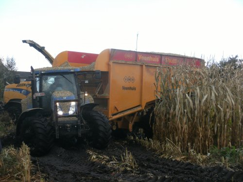New Holland T 7040, foto van tractorquintentje