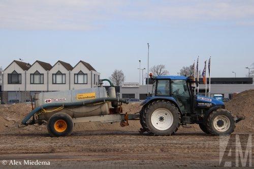 New Holland TS 115, foto van Alex Miedema