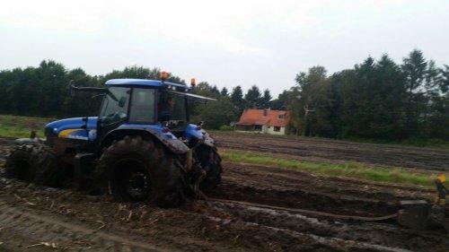 New Holland TM 190, foto van deutz-fendt