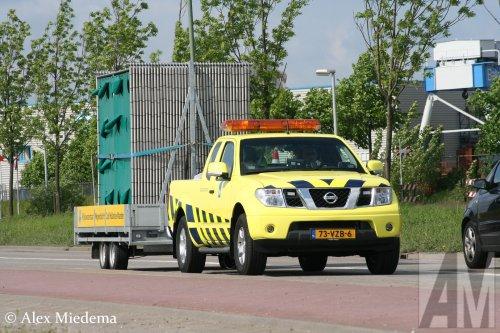 Nissan Navara, foto van Alex Miedema
