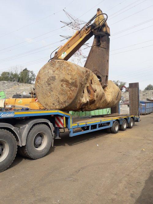 Nooteboom oplegger, foto van stijn-de-bock