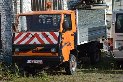 FAAM Jolly Elettrico (vrachtwagen), foto van buttonfreak