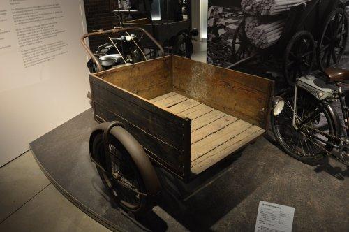Geier Lastendreirad (bestelwagen), foto van buttonfreak