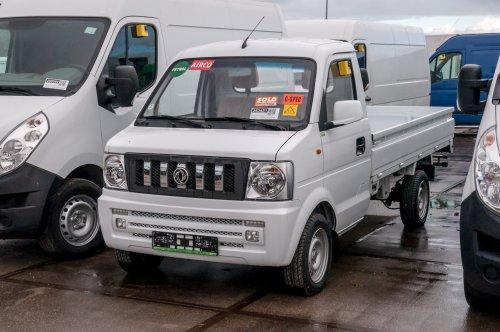 DFSK V21 (vrachtwagen), foto van xrayjaco