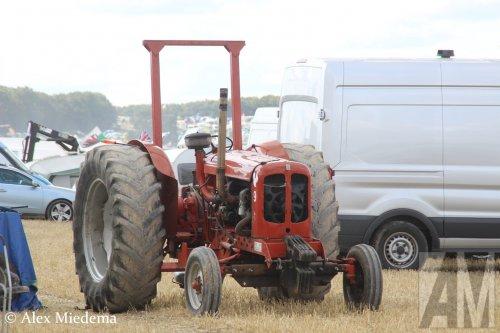 Onbekend Tractor, foto van Alex Miedema