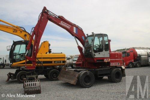 Solmec 108 LS (bouwmachine), foto van Alex Miedema