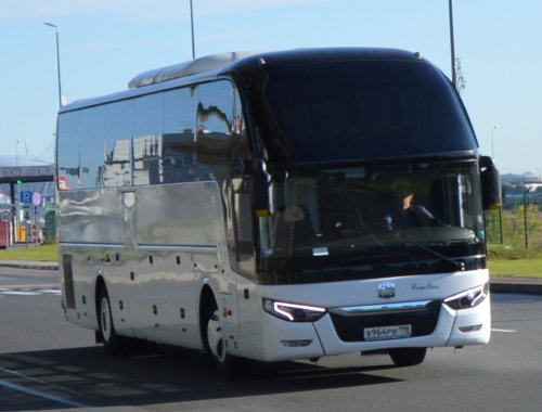 Zhong Tong LCK6127H (bus), foto van buttonfreak