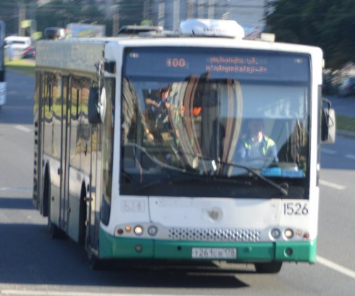 Volzhanin 6270 (bus), foto van buttonfreak