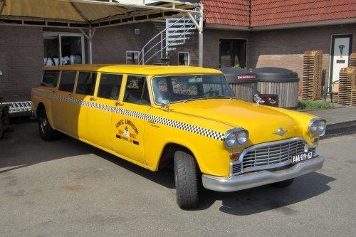 Checker Aerobus (personenwagen), foto van Lucas Ensing