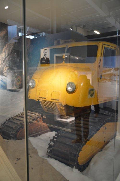 Tucker Sno-Cat (vrachtwagen), foto van buttonfreak
