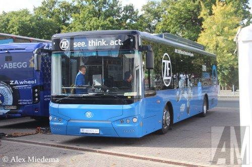 Higer KLQ6125GEV3 (bus), foto van Alex Miedema
