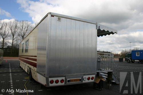 Visser salonwagen (vrachtwagen), foto van Alex Miedema