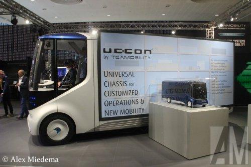 Teamobility UCCON (vrachtwagen), foto van Alex Miedema