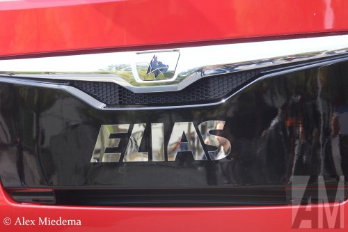 Elias TGX (vrachtwagen), foto van Alex Miedema