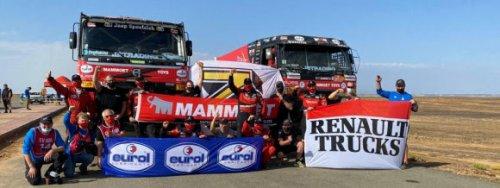 Onbekend meerdere (diverse merken), foto van Truckfan Nieuwsposter