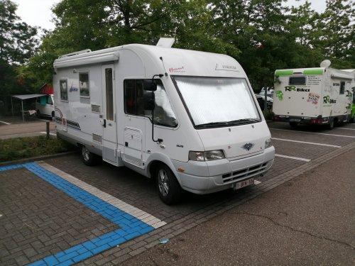 Heku camper (vrachtwagen), foto van buttonfreak