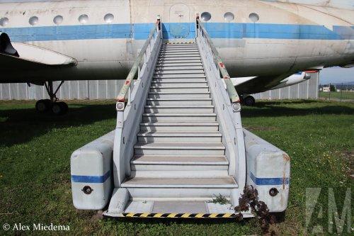 Onbekend trap, foto van Alex Miedema
