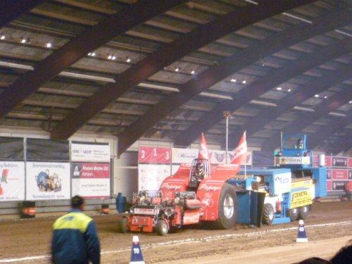 Tractorpulling Vrije-Klasse, foto van ford the best
