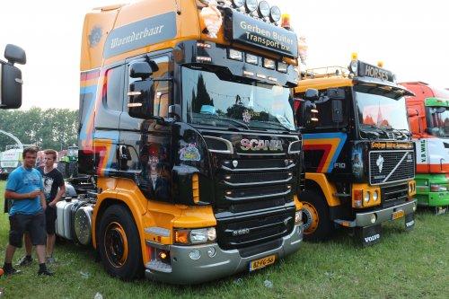 Scania R620, foto van claasxerionfan
