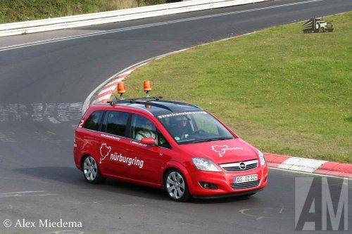 Opel Zafira, foto van Alex Miedema