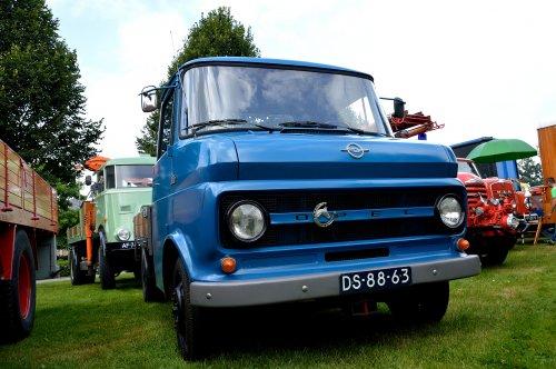 Opel Blitz, foto van SJB533