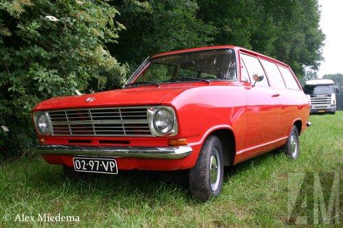 Opel Kadett, foto van Alex Miedema